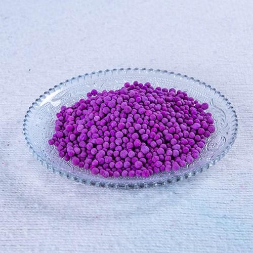 紫色镁肥颗粒